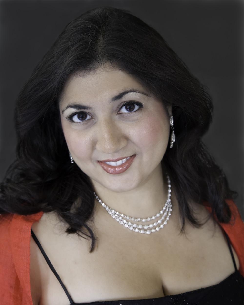 Sherezade Panthaki soprano