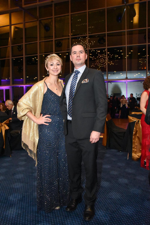 Katie Doetsch and Claudio Gutierrez
