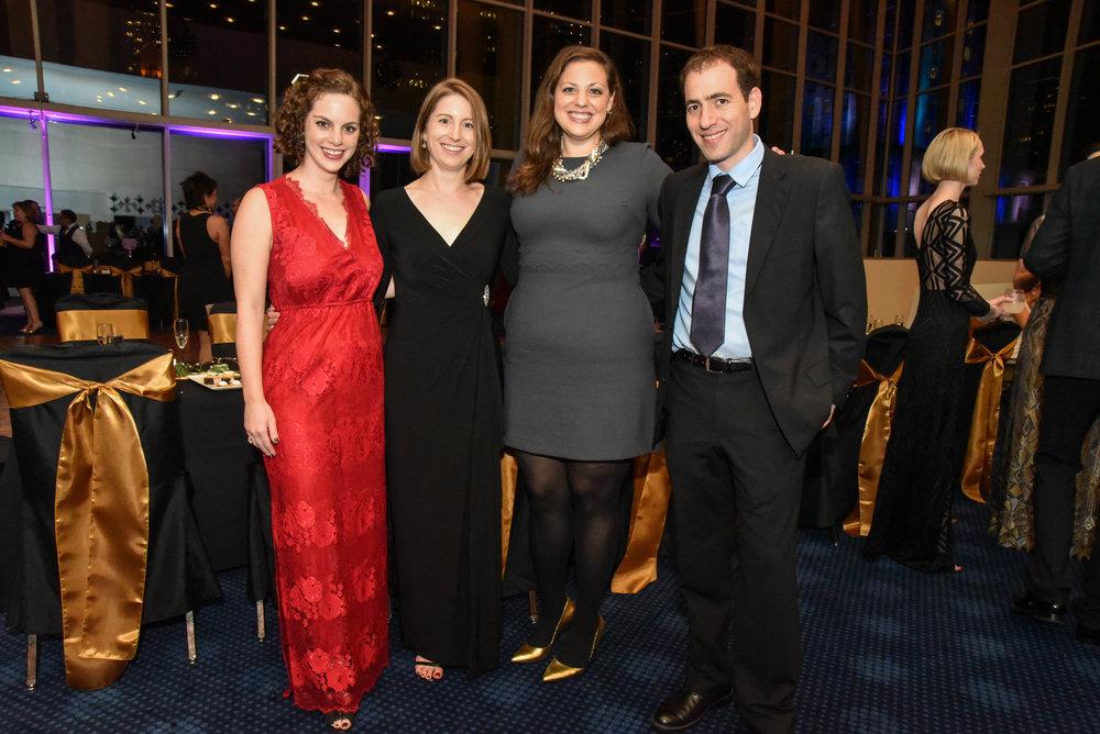 Emily Schreiber, Emily Hilber, Sarah Briscoe, Amir Bair