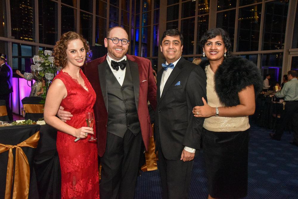 Emily Schreiber, Darrin Davis, Vivek Subbiah, and Ishwaria Subbiah