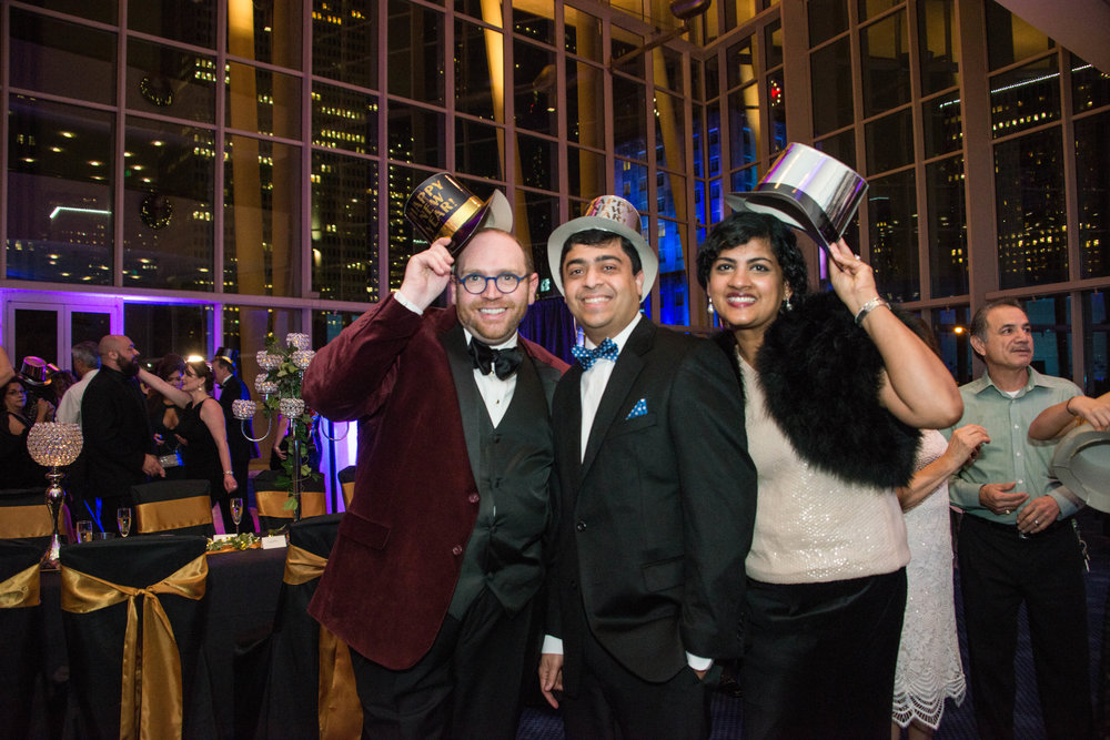 Darrin Davis, Vivek Subbiah, and Ishwaria Subbiah