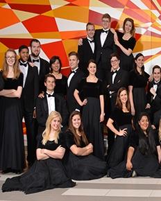 UH Moores School Concert Chorale