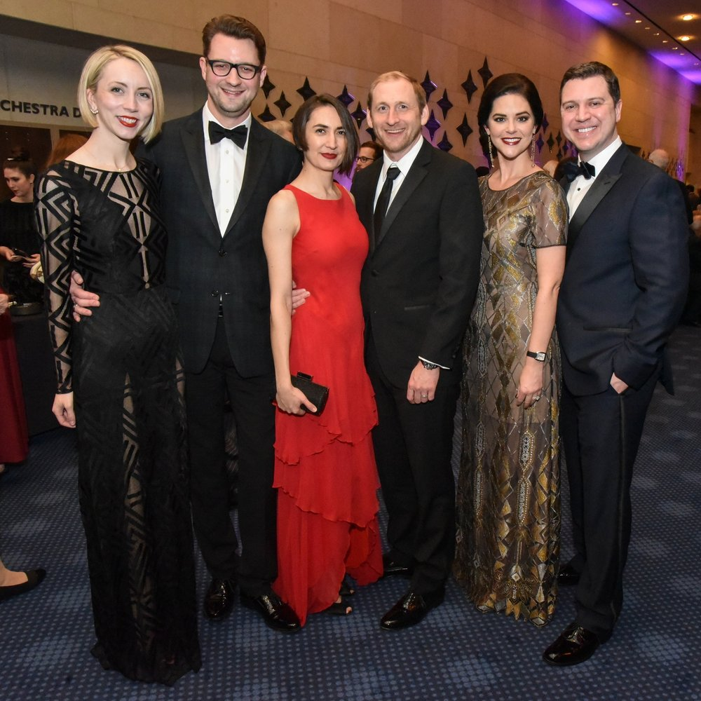 Meredith Bonner, Liam Bonner,  Toni Opit, Ed Schneider, Ann Ayre, Jonathan Ayra, Ars Lyrica Houston Bachanalia NYE 12312016 Photo Images by Aimee and Cesar Muñiz-44.jpg
