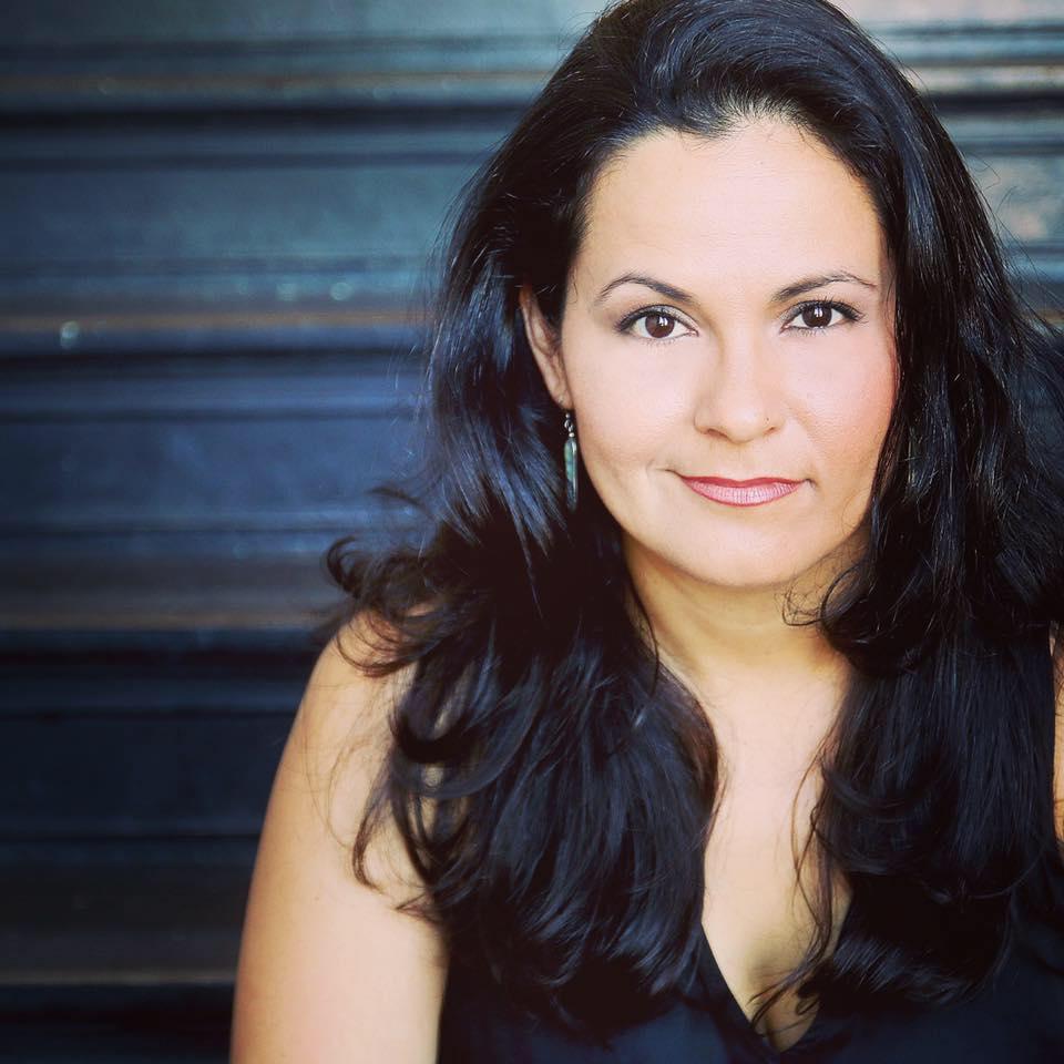 Cecilia Duarte, mezzo-soprano