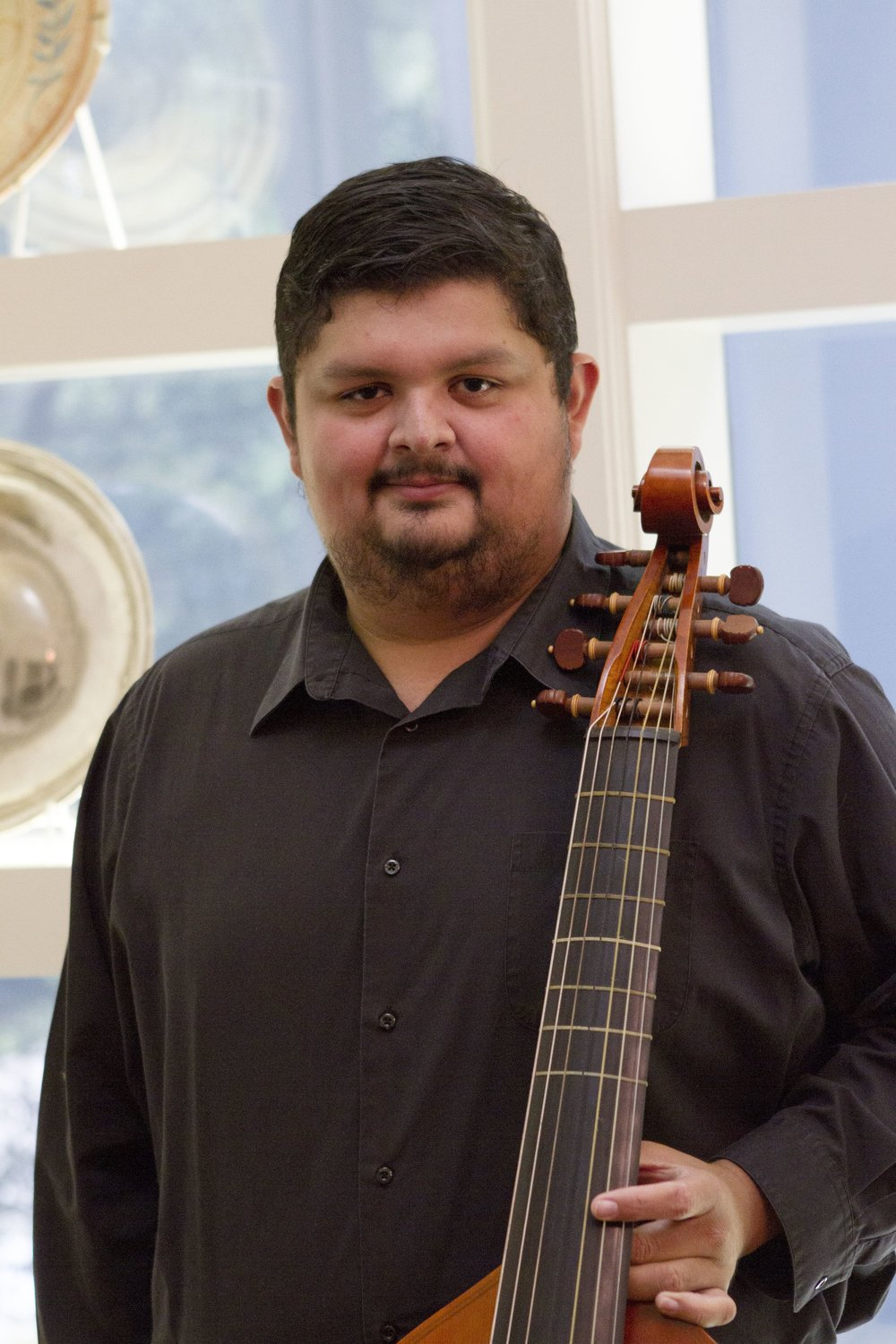 Pedro Funes, viola da gamba, early music, ars lyrica houston, early music houston, baroque music, baroque music houston, bach, handel, Houston outreach, live performances, chamber music