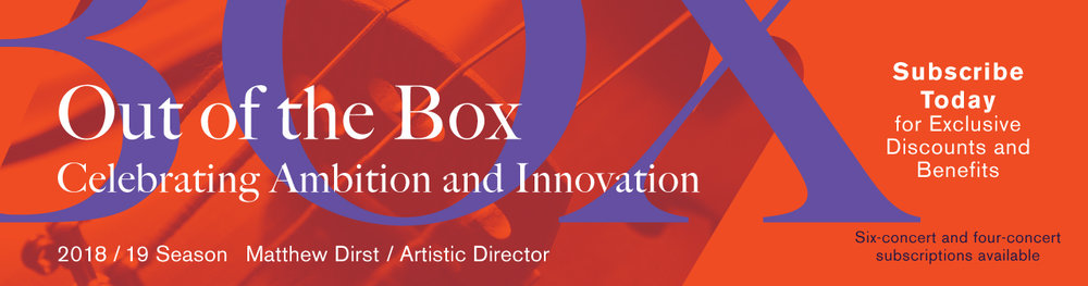 """Ars Lyrica Houston celebrates ambition and innovation in 2018/19 with Handel's  Agrippina —our first full-length Baroque opera—plus the complete """"Brandenburg"""" Concertos by J. S. Bach. This """"out-of-the-box"""" season highlights composers and works that are exceptional, definitive, unusual, even infamous. With Bach's six concertos appearing in pairs throughout the season, individual programs explore distinct ways of thinking about our general theme, from unexpected musical gifts to singular collections and composers.."""