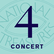 "Ars Lyrica 2019/2020 Season <i>""National Treasures""</i> <br><br>Four Concert Subscription"