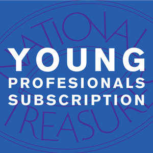 "Ars Lyrica 2019/2020 Season <i>""National Treasures""</i> <br><br>Young Professionals Subscription"