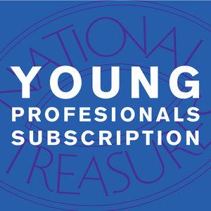"Ars Lyrica 2019/2020 Season <i>""National Treasures""</i> <br><br>Young Professionals Subscription"