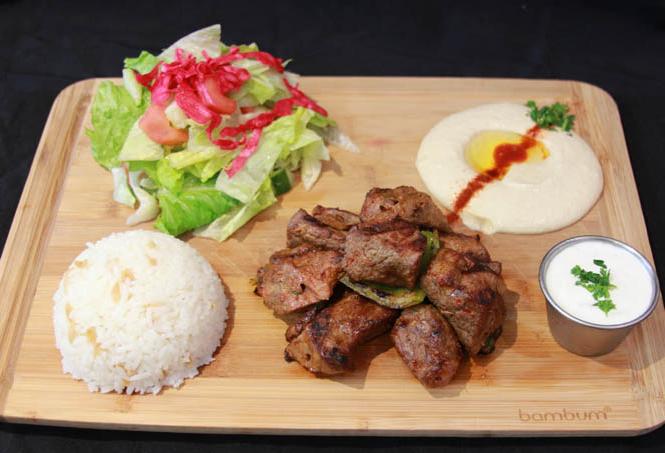 Cobani Gyro & Kebab - San Mateo, CA