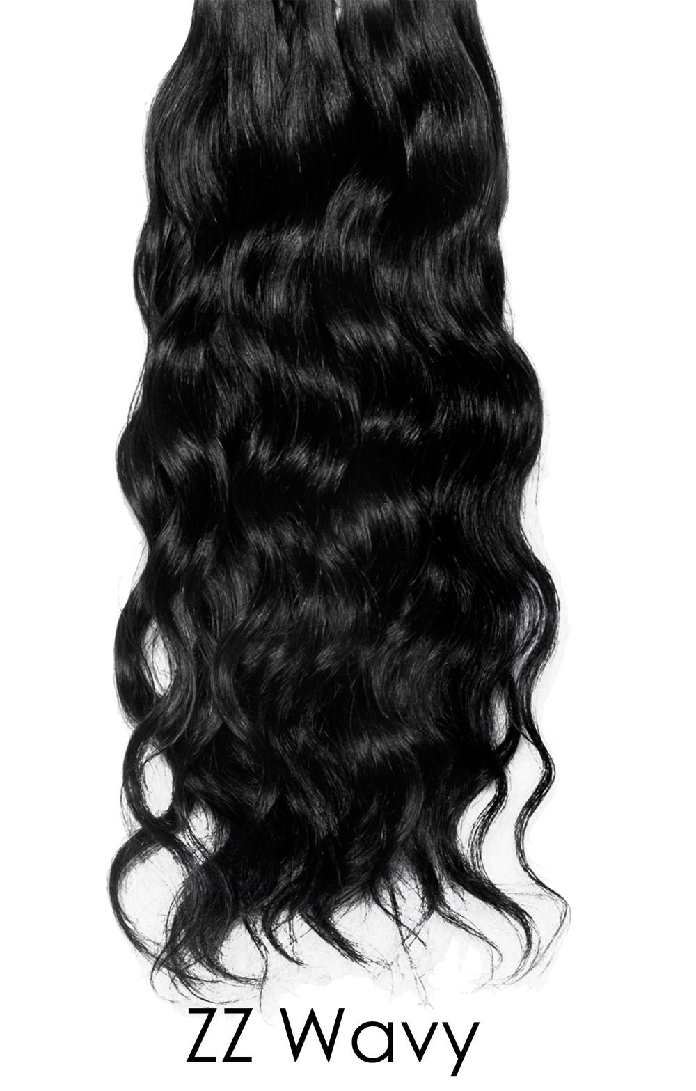 Zig Zag Human Hair 88