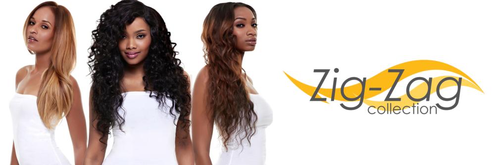 Zig Zag Human Hair 74