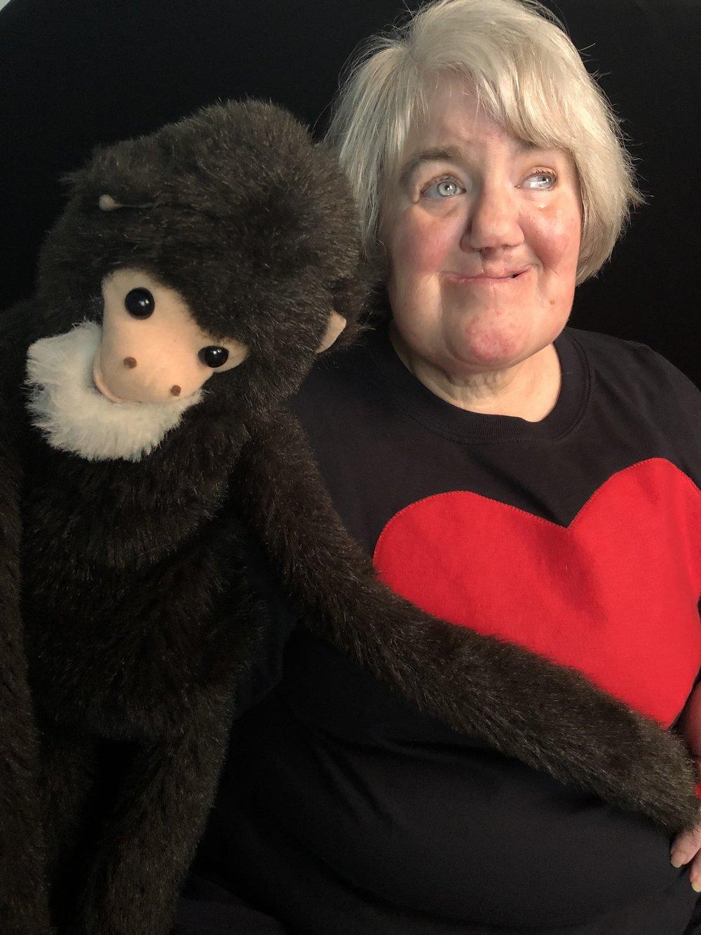 Donna Allison & Harriet