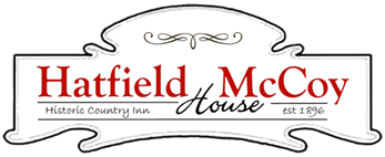 Check out this Bed & Breakfast for your stay, also check us out for GeoCaching Information & the Hatfield-McCoy Geotrail.