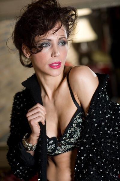 Photo shoot of Morayma, makeup by Terri Lodge, Blush Premier