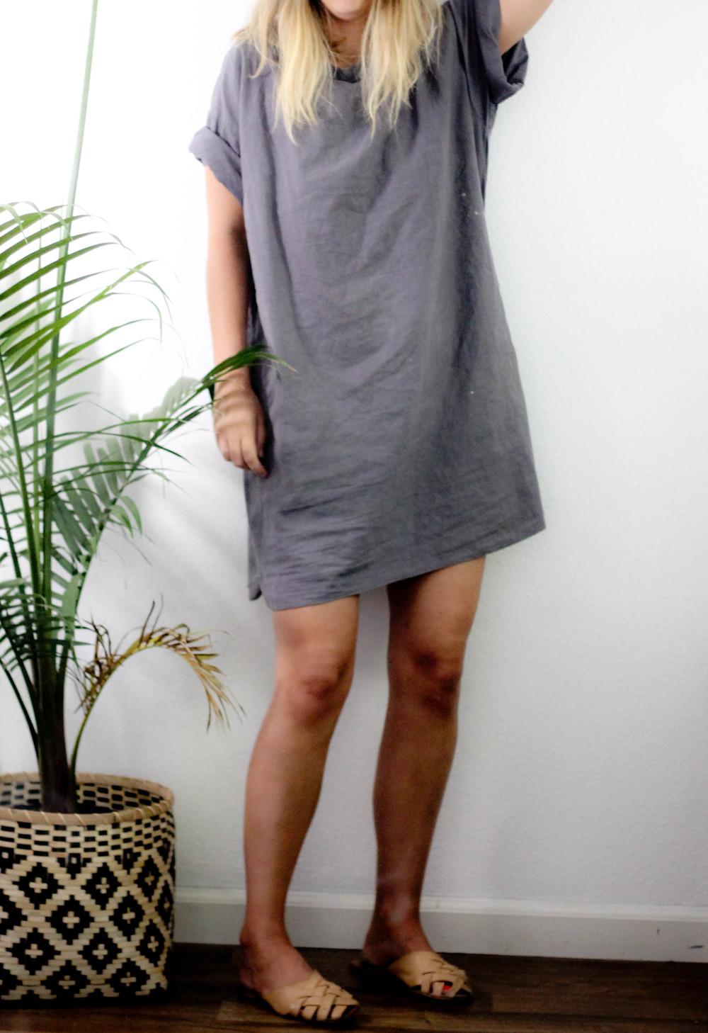 Day 3: Piece #5 Shirt Dress: via A M A E