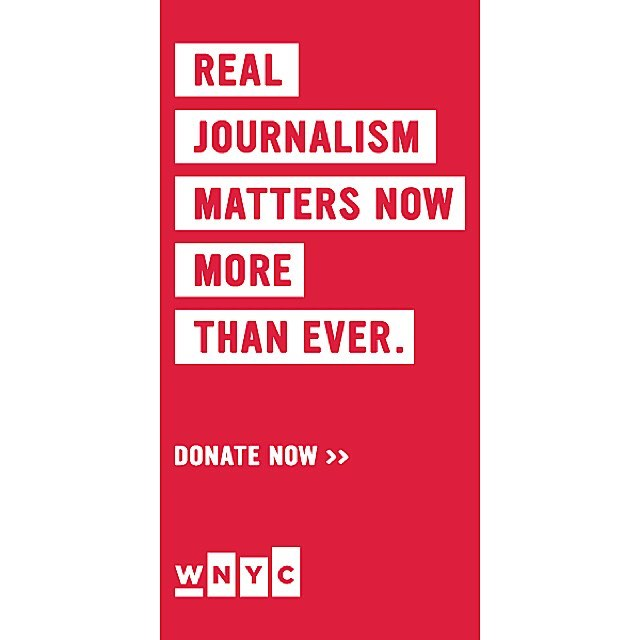 Fight #fakenews. Support your local #news networks. Link in bio. @wnyc