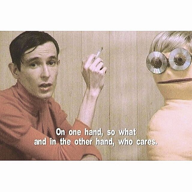 @jbknows #currentmood #word #qotd #whocares #regram ❄️