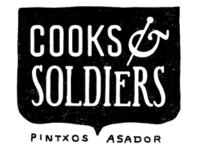 cooksandsoldiers.com make your reservations here! $35 Dinner