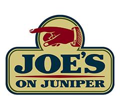 joesonjuniper.com $25 menu