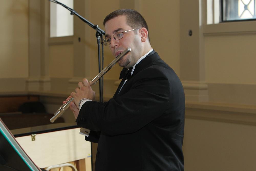 Giuseppe Fusco - Flute/Clarinet