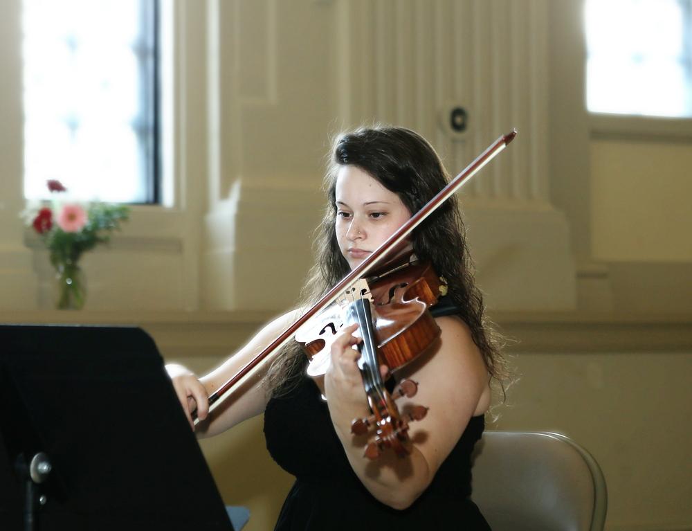 Jordan Tarantino - Viola