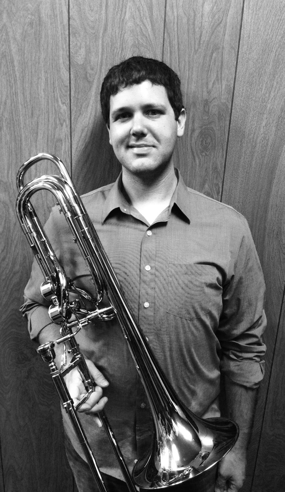J.J. Cooper - Bass Trombone