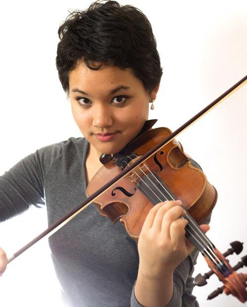 Mia Laity - Violin