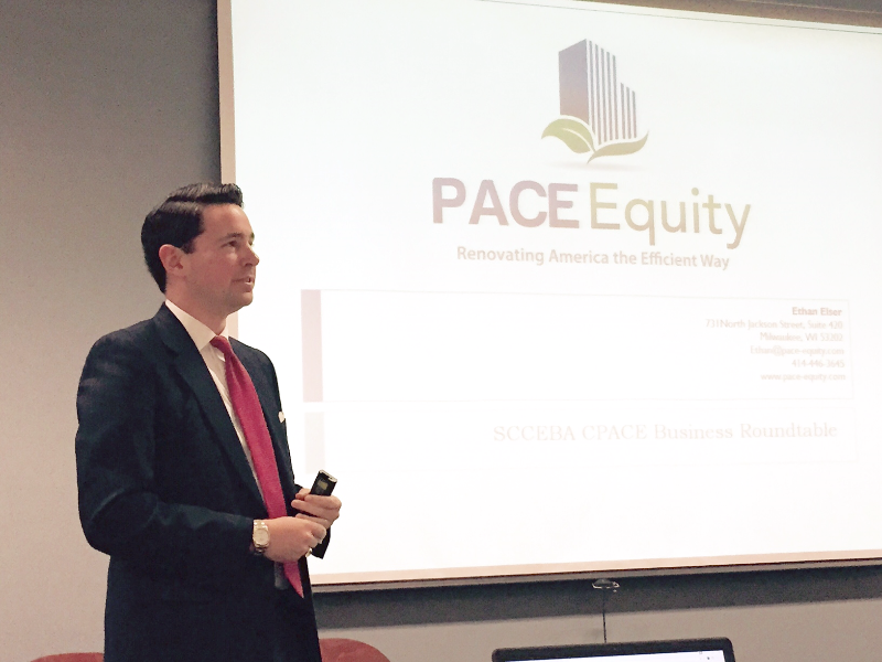 Ethan Elser, Vice President, PACE Equity