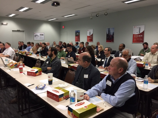 December 8 C-PACE Business Roundtable at TRANE Carolinas