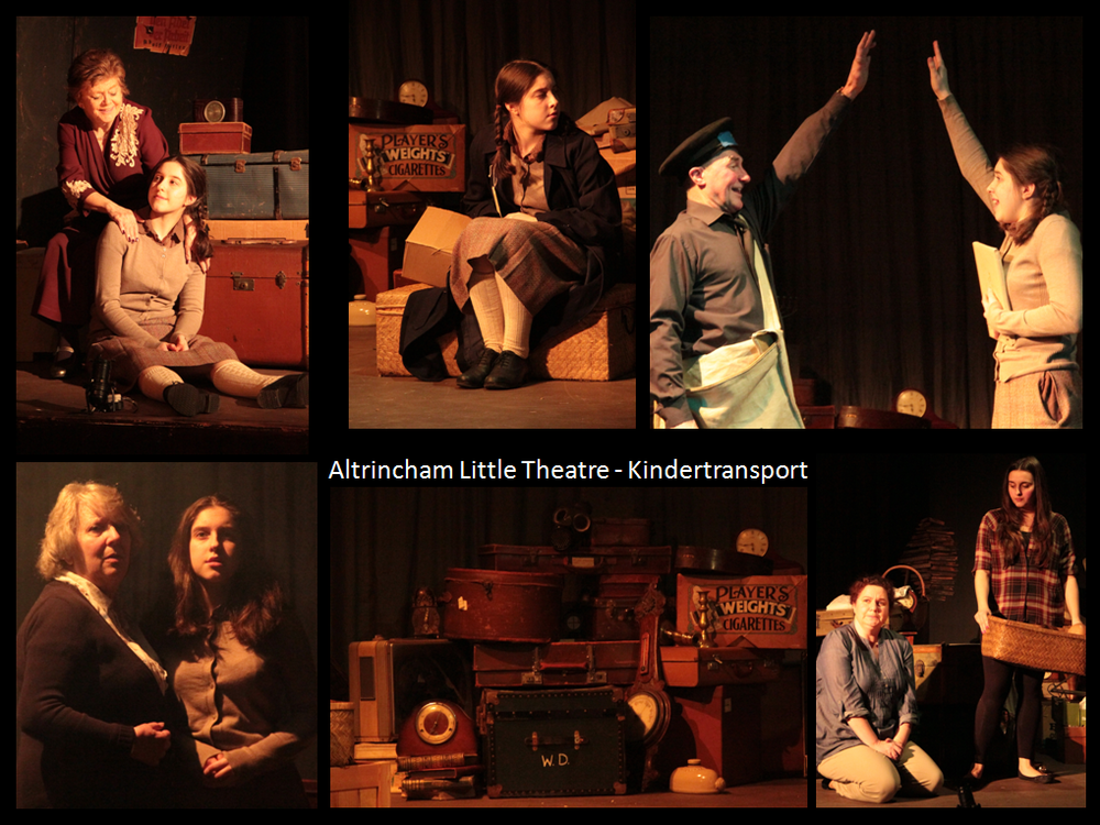 Altrincham Little Theatre KINDERTRANSPORT by Diane Samuels - March 2015