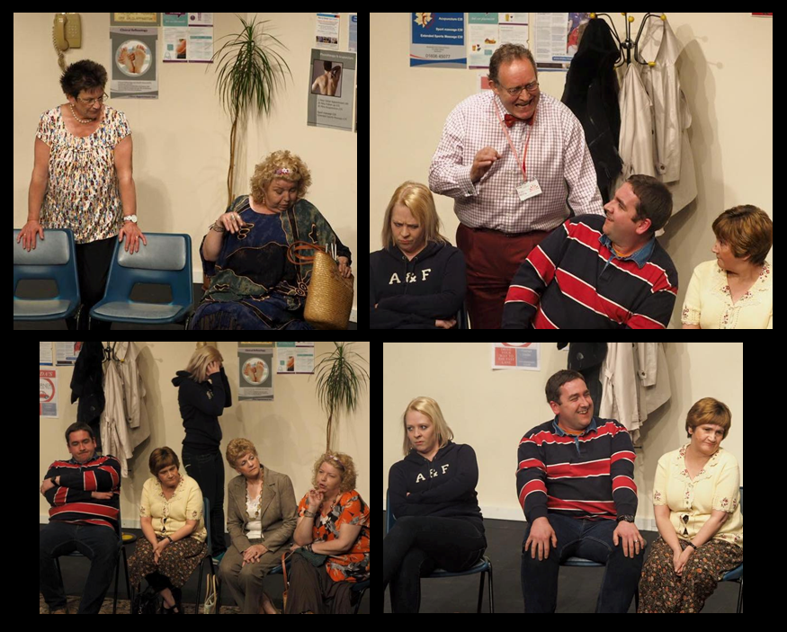Davenham Players COGNITIVE THERAPY - May 2015