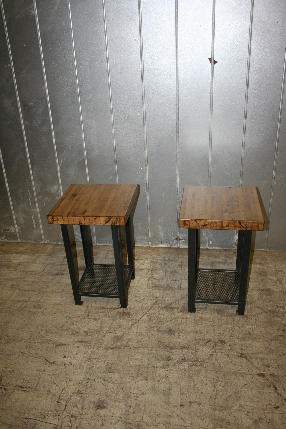 Maple Bowling Alley Night Stands $225 each