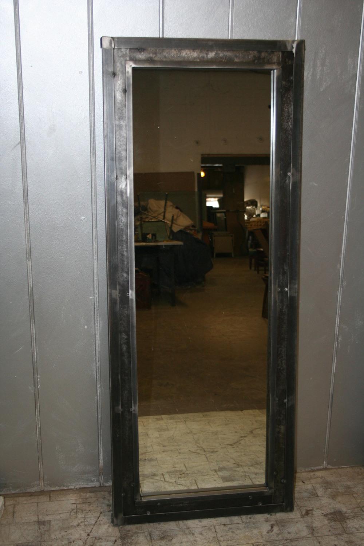 "Industrial Mirror 30"" x 72"" $950"
