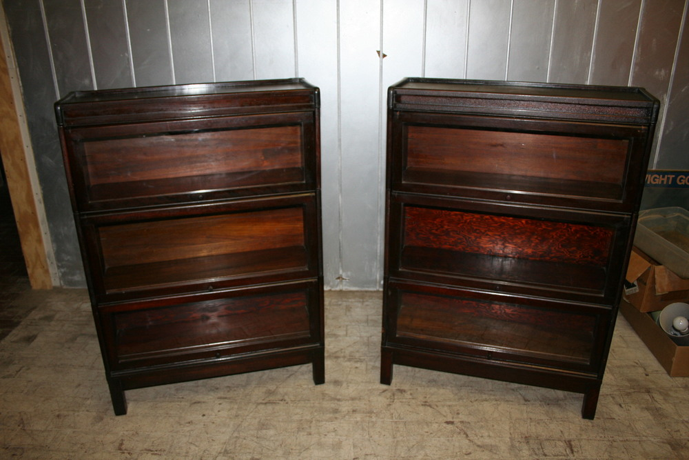 Antique Barrister Bookcases $750 each