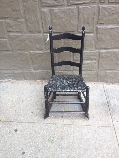 Vintage Rocking Chair $150