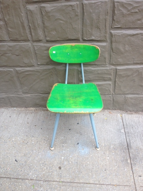 Vintage Painted School Chairs $95 each