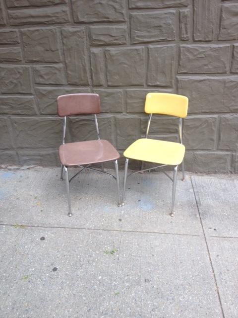 Heywood Wakefield School Chairs $45 each