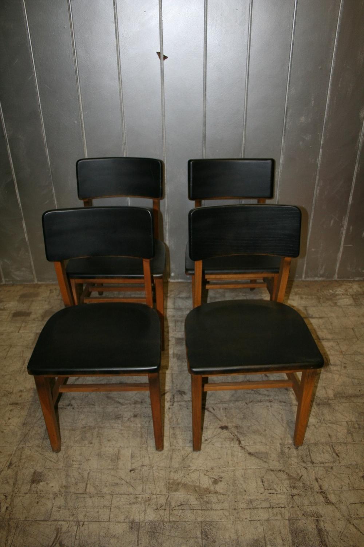 Vintage Wood School chairs $60 each