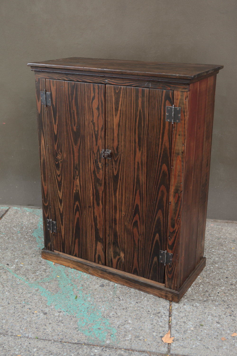 Antique Farm house Jelly Cupboard $1100