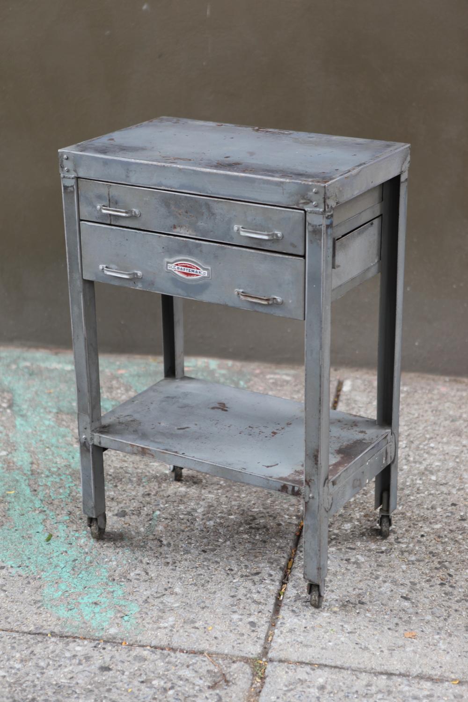 sold! Vintage Craftsmen Tool Stand $195
