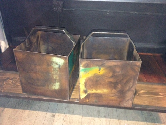 Heavy Metal Factory Bins $125 each