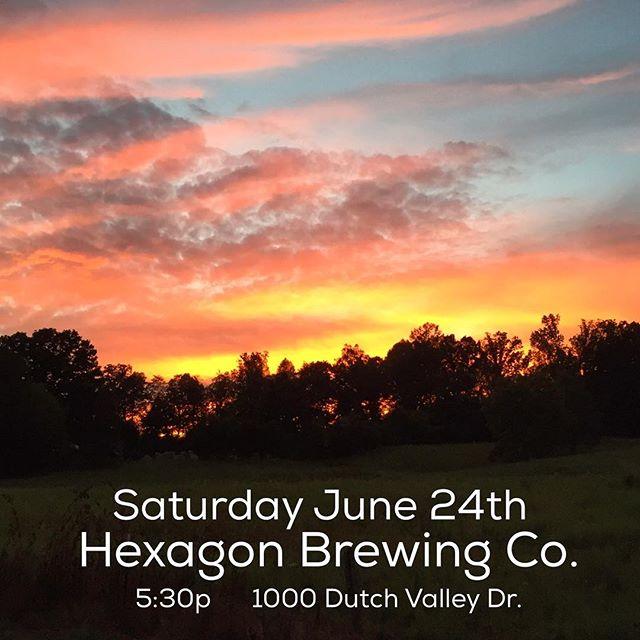Serving tonight at @hexagonbrew. #healthyhappyknoxville #brew #veggies #planttastic
