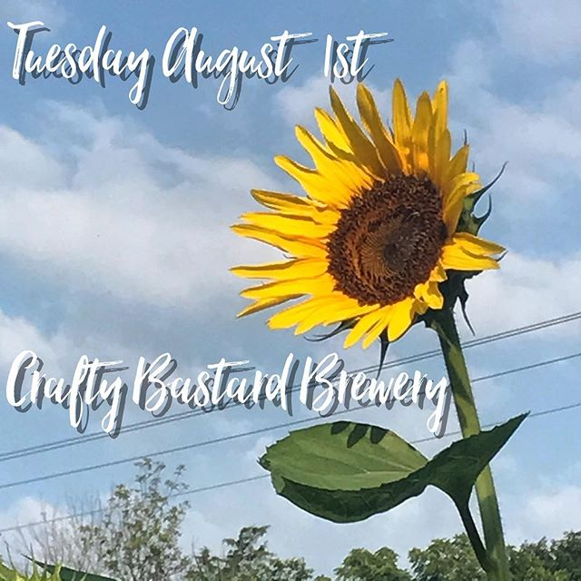 See you tonight at @craftybastardbrewery.  Serving at 6pm. #healthyhappyknoxville #veggies #planttastic #patiolife #brew