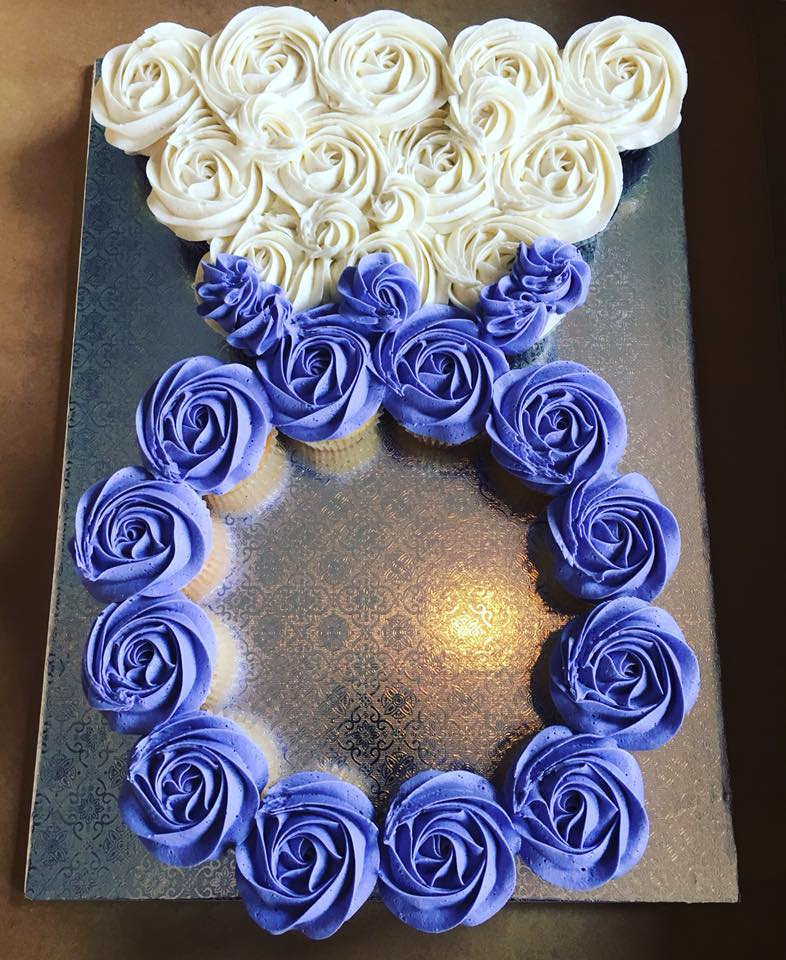 Ring Pullapart Cake Atlanta