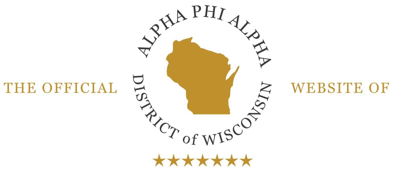 Alpha Phi Alpha Fraternity, Inc | District of Wisconsin