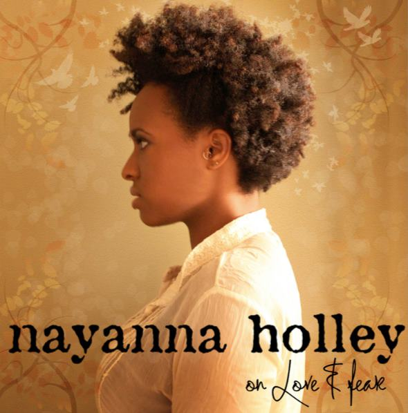 Nayanna Holley: On Love & Fear (string arrangements)