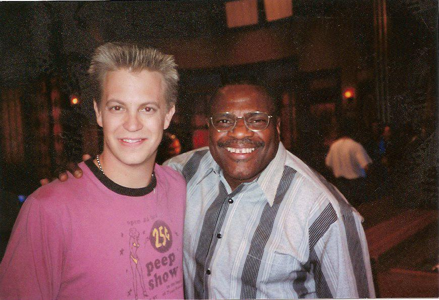 w/ Billy Preston 1999