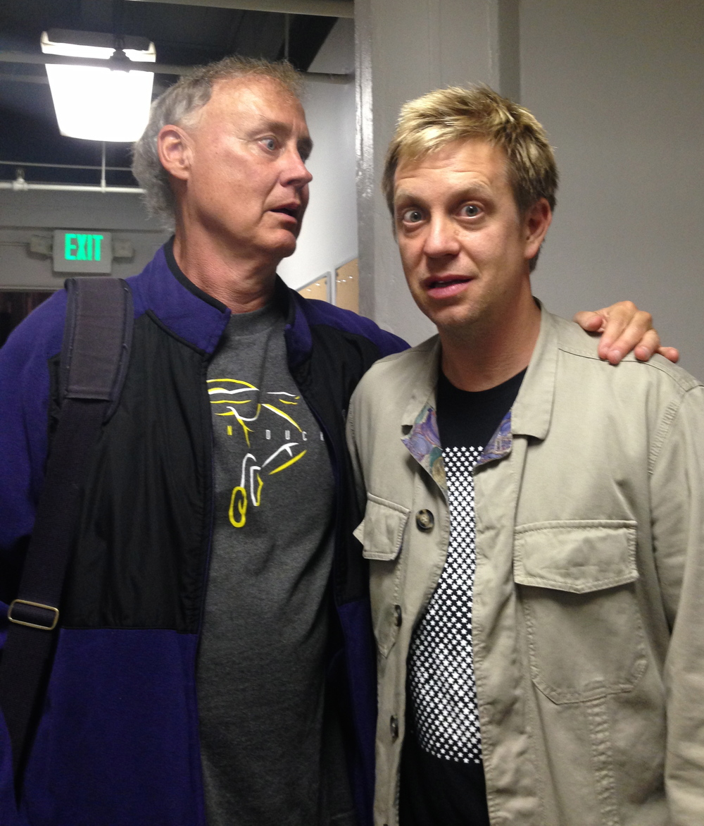 w/ Bruce Hornsby @ Greek Theater LA 2014