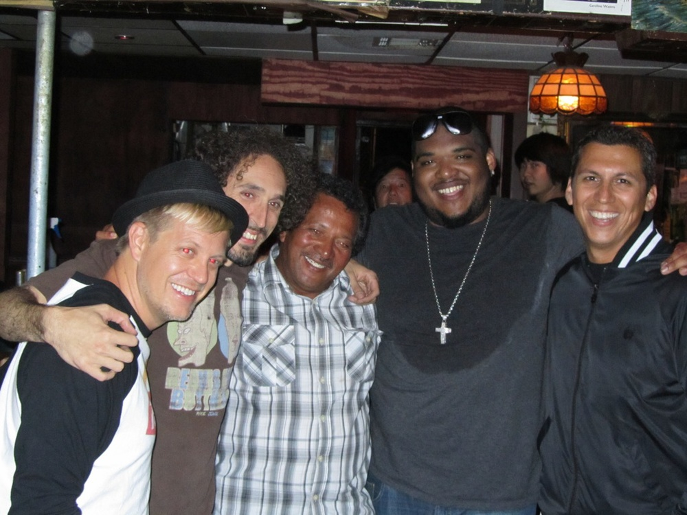 Shogun! w/ John Daversa, Gene Coye & Mike Elizondo